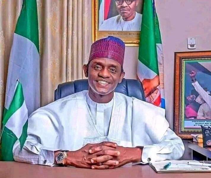 Mai Mala Buni 712x600 - INEC Declares APC's Buni Winner Of Yobe Guber Poll