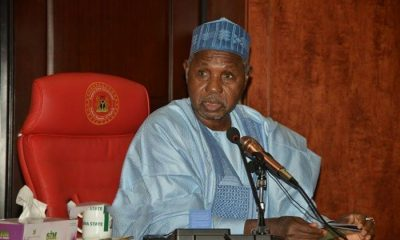Just In: Gov Masari Announces Death Sentence For Kidnappers, Cattle Rustlers In Katsina