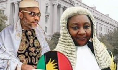 Biafra: Justice Binta Nyako Shifts Nnamdi Kanu's Trial, Reveals What Will Happen If...