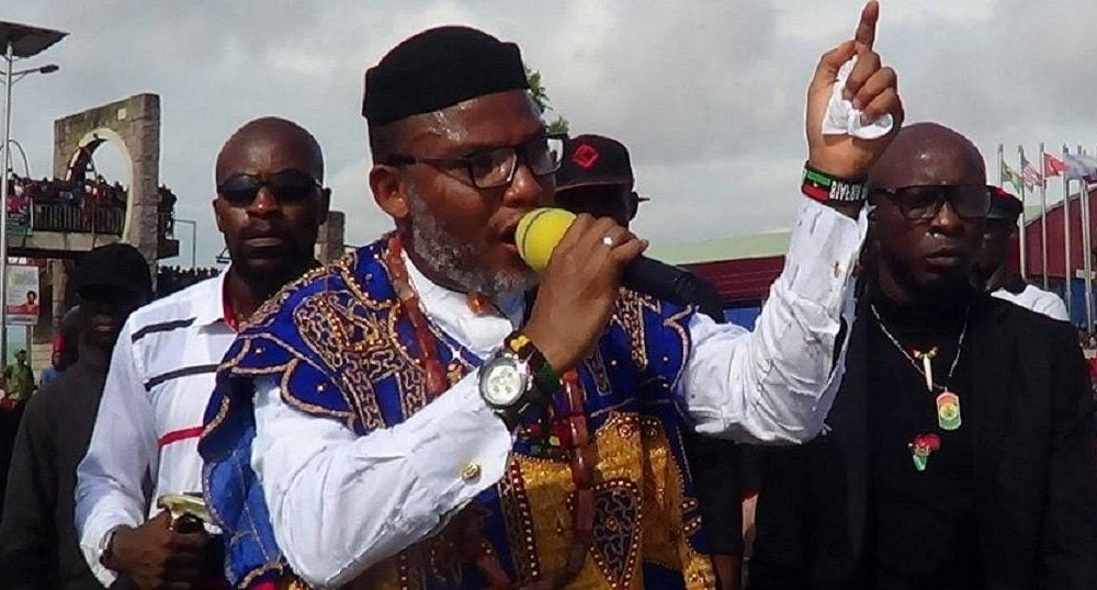 Nobody Deserves To Be In Nigerian Prisons – Kanu