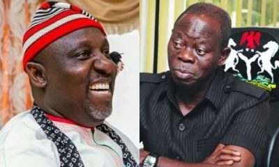 Okorocha Sacks Oshiomhole As APC Chairman