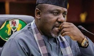 Okorocha Speaks On Withdrawing N17bn From Imo Accounts
