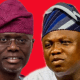 Sanwo-Olu Tells Lagosians What To Do To Ex-Governor Ambode