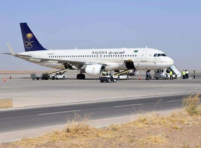 Saudi Plane - After Ethiopian Crash, Saudia Plane Aborts Malaysia Flight
