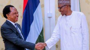 Shehu Sani and Buhari 300x169 - COVID-19: Shehu Sani Tells Buhari What To Do Before Paying N400bn For Vaccines