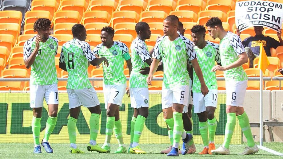 Super Eagles South Africa Nov2018 - Nigeria vs South Africa: Kick-Off Time, How To Watch And Other Match Details
