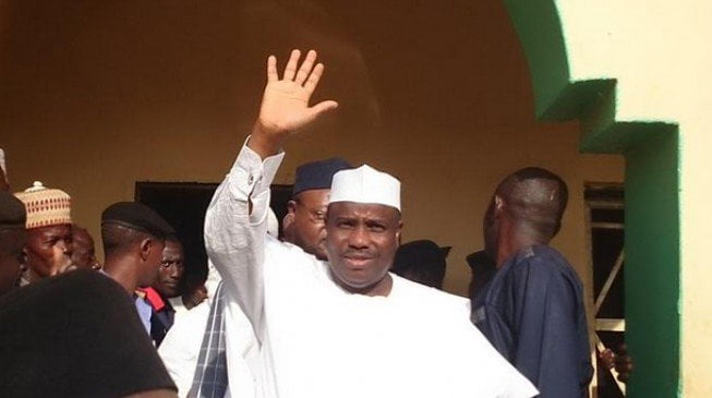 Breaking: Tambuwal Reelected As PDP Wins Sokoto Rerun