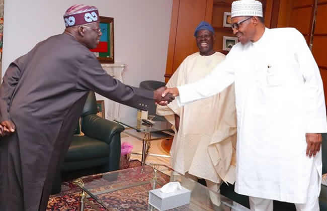 Tinubu Will Take Over From Buhari, Nobody Can Stop It - APC Chieftain