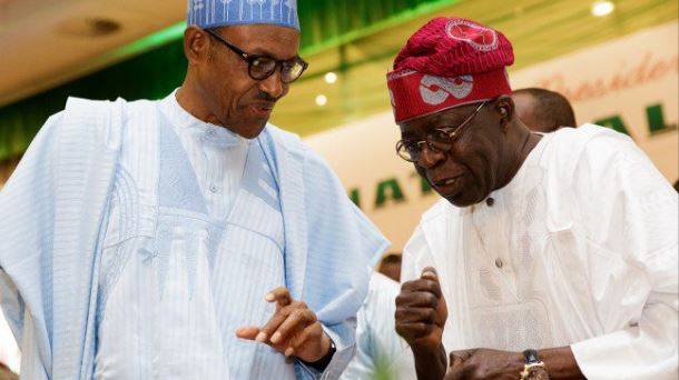 Tinubu and Buhari - Why Tinubu Stayed Away from Buhari's Lagos Visit