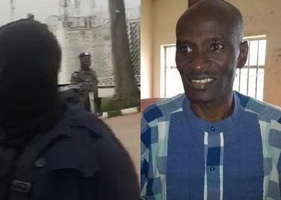 DSS 'Re-Arrests' Journalist Jones Abiri