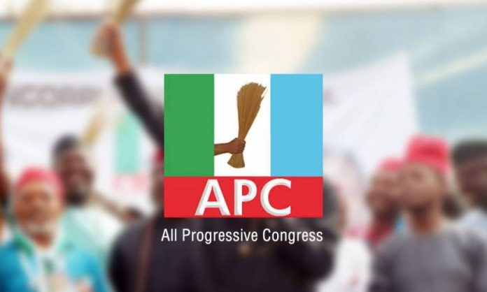 apc all progressives congress - PDP Chieftain Slams APC, Says Ruling Party Not Progressive