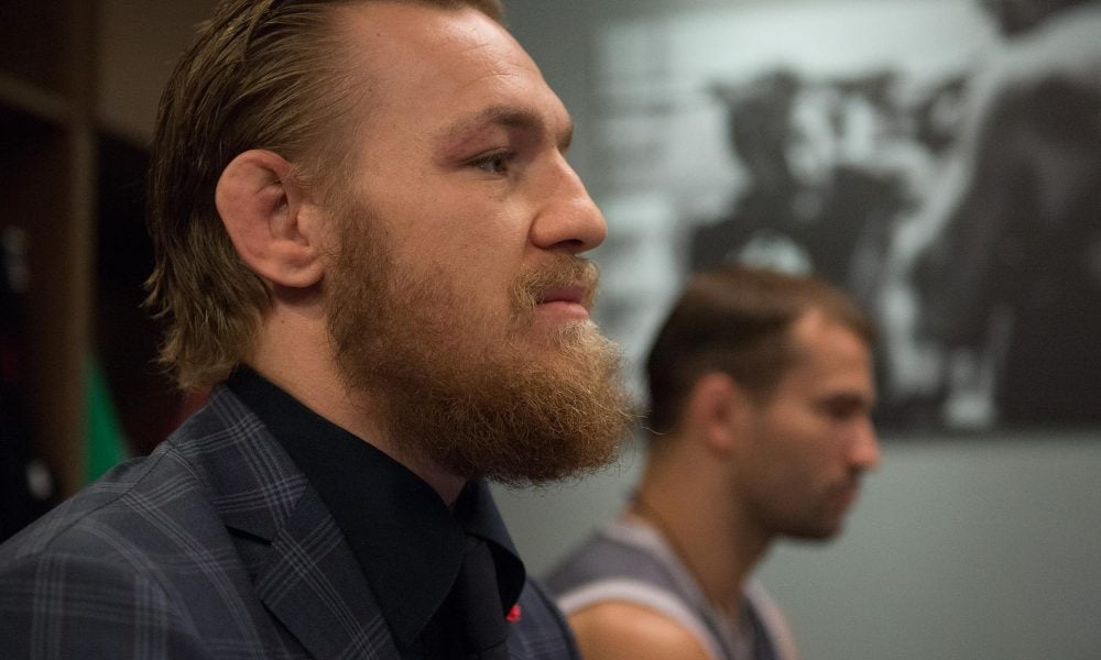 conor mcgregor 9 1000x600 - Conor McGregor Arrested For Smashing A Fan's Phone