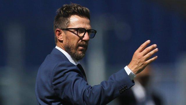 di francesco - AS Roma Sack Di Francesco After UCL Ouster
