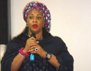 gbemi saraki 300x232 - COVID-19: Federal Government Approves ₦10 Billion Survival Fund For Transport Workers