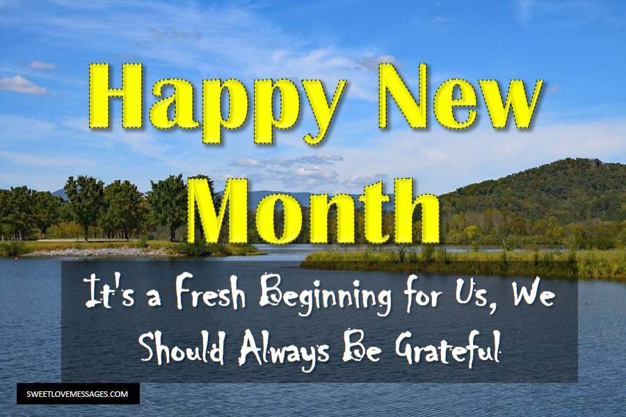 100 Happy New Month Prayer Points, Messages For March 2019