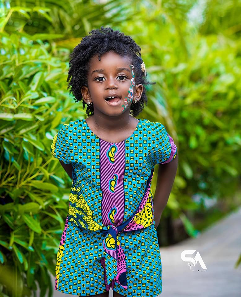 56289399 406558510128157 426238777862651904 n - Cute Ankara Styles For Children And Babies (2019)