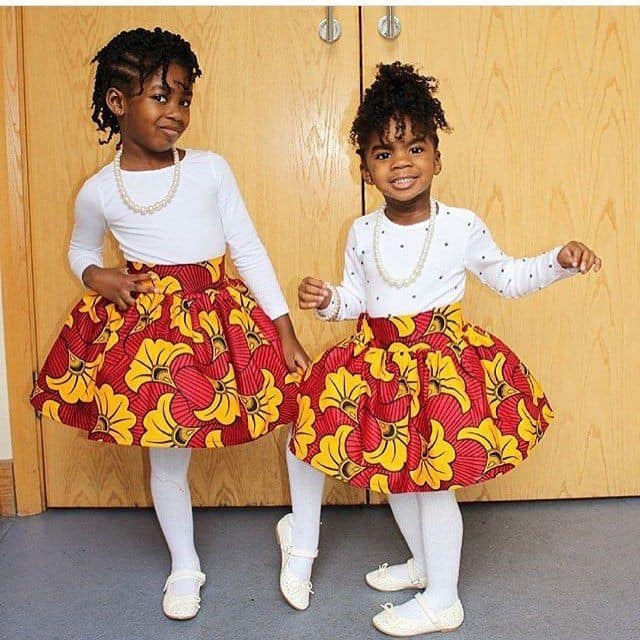 56872470 406558700128138 3828492366860255232 n - Cute Ankara Styles For Children And Babies (2019)