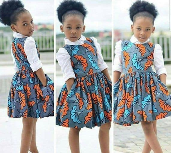 57294251 411722789611729 6356923065506463744 n - Cute Ankara Styles For Children And Babies (2019)