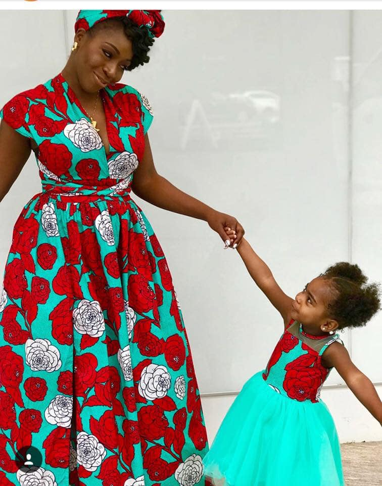 57972781 2321192748100462 6561835495637123072 n - Cute Ankara Styles For Children And Babies (2019)