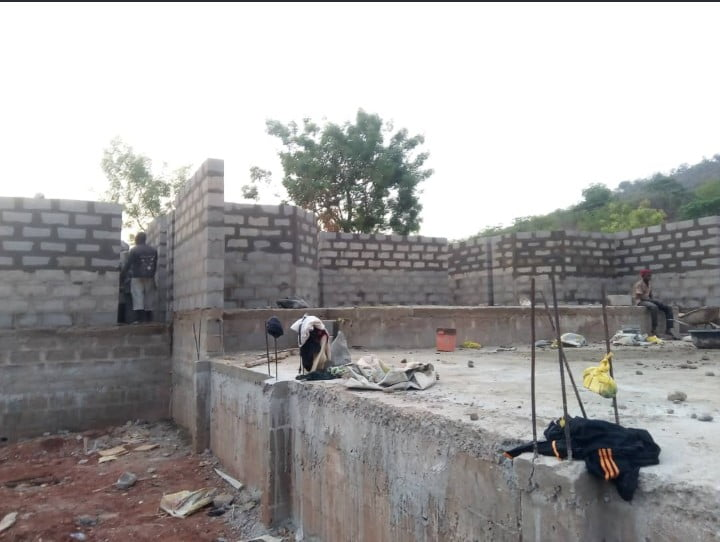 9125994 screenshot20190405224040 jpegcc2922af9c958b90effa606f3504ecae - Melaye Displays Picture Of His Ongoing Town Hall Project (Photos)