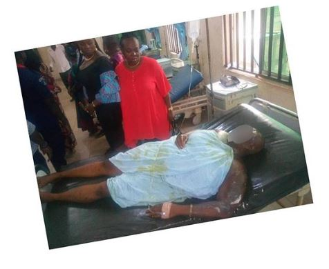 ACID - Man Bathes Wife With Acid For Demanding Divorce