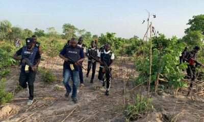 Nigerians React As Abba Kyari, Others Storm Bushes Along Abuja-Kaduna Expressway To Hunt Kidnappers