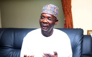 Abdullahi Sule 1 300x188 - Gov. Sule Reveals Why He Named His Twins After Buhari, Al-Makura