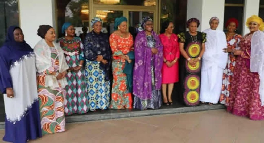 Details Of Aisha Buhari's Meeting With Governors' Wives Emerge