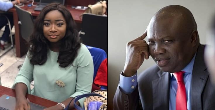 Ambode and Girl - Nigerian Lady Makes Strong Allegation Against Governor Ambode