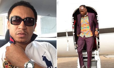 Private Jet: Apostle Suleman Replies Daddy Freeze (Video)