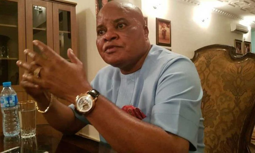 Ararume 1000x600 - Imo State Guber: Ararume Calls On Court To Withdraw Certificate Of Return From Ihedioha