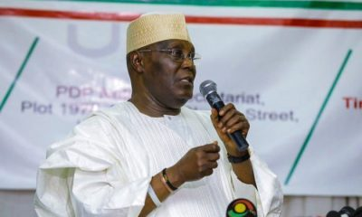 Atiku Speaks On Release of Kaduna Varsity Students
