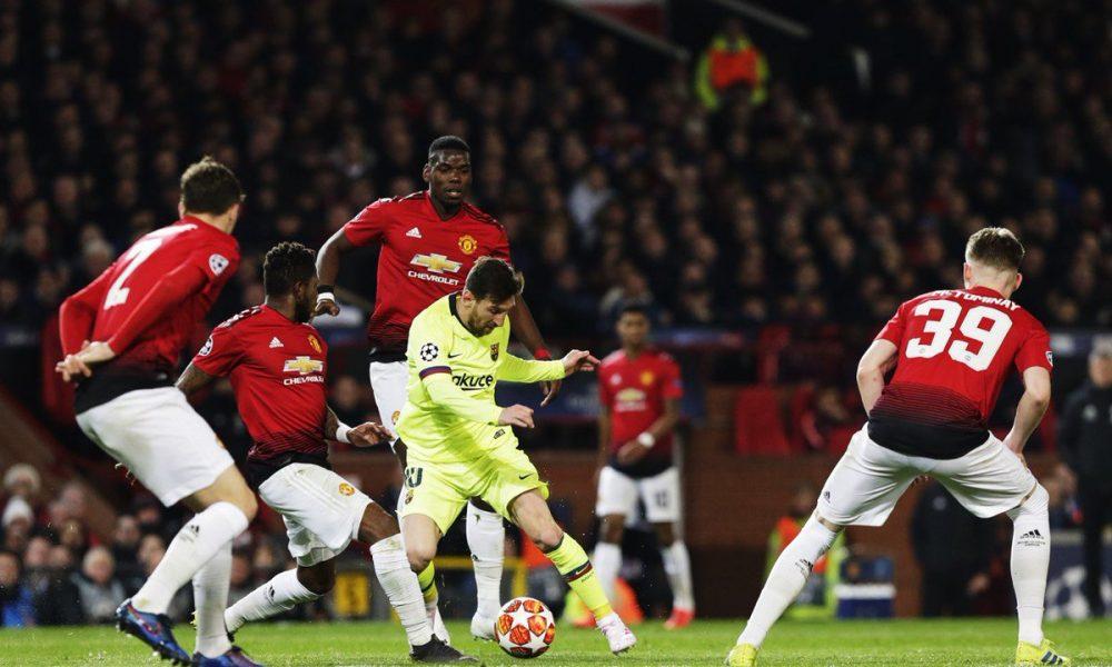 Barca vs Man U 1000x600 - Livescore: Full Champions League Results After Manchester United Vs Barcelona Match