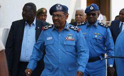 Bashir - Al-Bashir: Sudan Frees All Political Prisoners