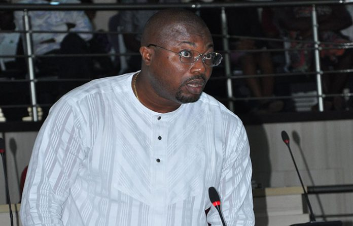 Benjamin Adanyi 696x445 - Benue State: Lawmaker Resigns Position, Gives Reason