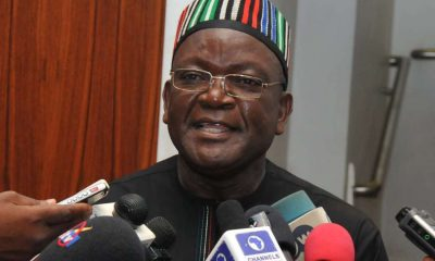 Breaking: Tribunal Delivers Final Judgment On Ortom's Election