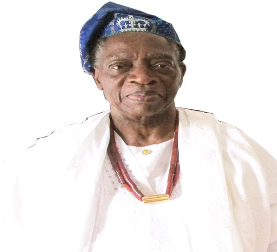Bitmap in 19 24 Sunday Life March 1 2015 Yemi - Ondo State Monarch, Olowo Of Owo Dies At 77