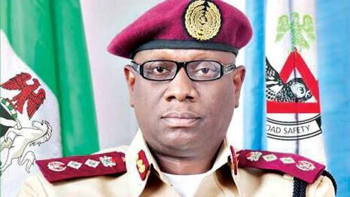 Boboye oyeyemi - FRSC Cautions Officers Against Arresting Motorists