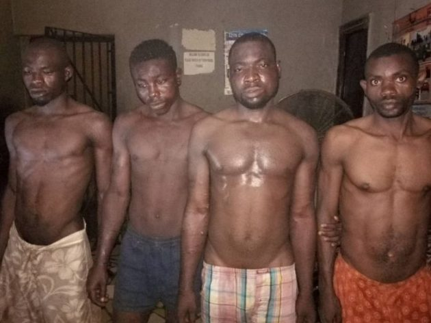 Boko Haram 1 - Police Arrest Four Suspected Boko Haram Members In Edo