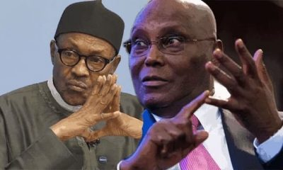 Atiku vs Buhari: Ex-VP replies Buhari camp