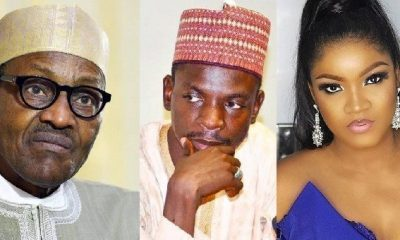 Nigerians Roast Bashir On Twitter For 'Attacking' Omotola
