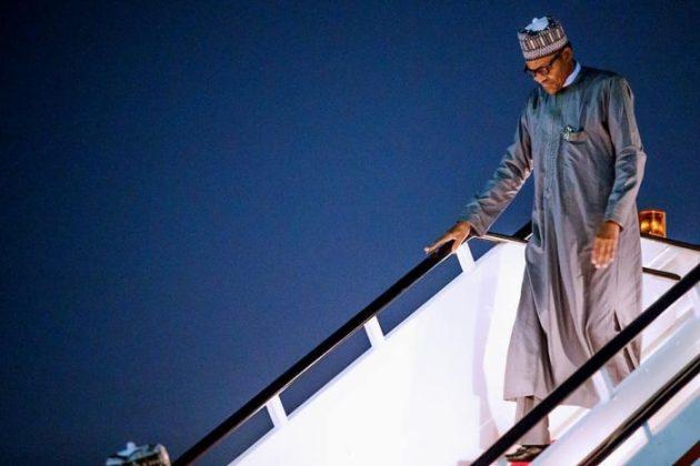 Buhari Departs - Buhari: Borno Declares Thursday Work Free Day