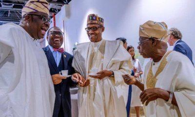 Buhari-Obasanjo-