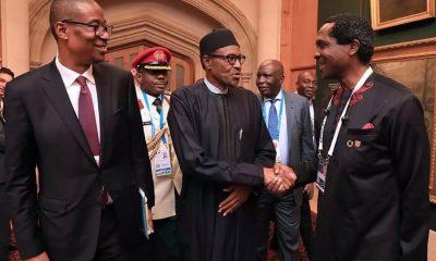 Buhari and Enelamah