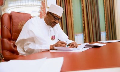 President Muhammadu Buhari speaks on collateral free loans for farmers