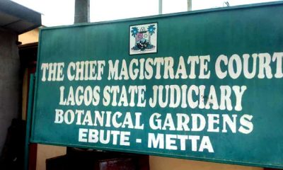 Chief Magistrates Court
