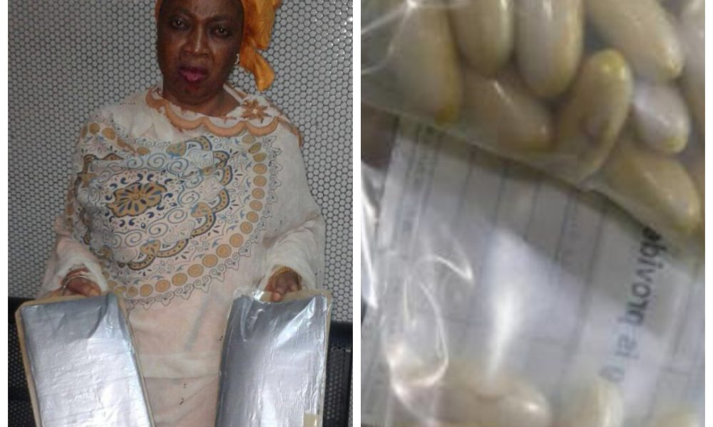 Cocoaine 1000x600 - Nigerian Woman Arrested With Cocaine In Condoms Hidden In Her Vagina