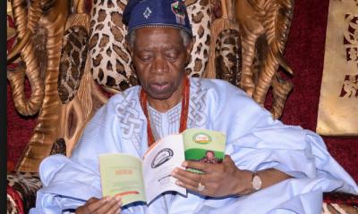 Oba Olateru-Olagbegi, Owo,