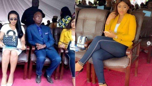 D5KpHWVWAAIyvRX - Georgina Omuoha Speaks On Regina Daniels' Marriage To Ned Nwoko