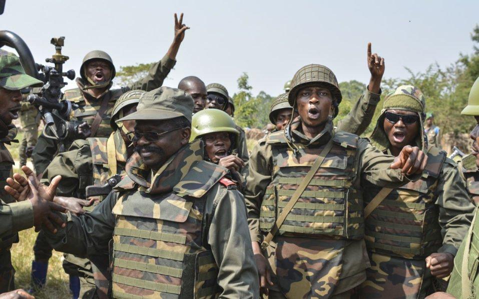 DR Congo 957x598 - DR Congo Troops Kill 36 Burundian Rebels In Three Days Combat